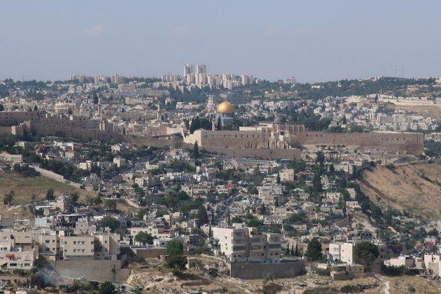 エルサレム全景