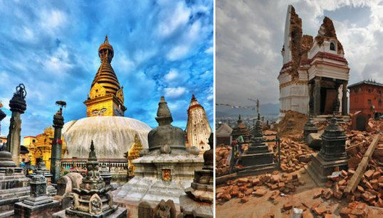 この10年間で傷つけられ、破壊された10の聖地(画像)