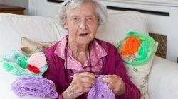104歳のおばあちゃん、