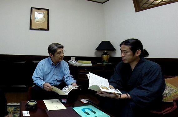 国連創立70周年の今年、もう二度と戦争が行われないようにと中川千代治氏の働きかけで贈られた国連「平和の鐘」が移設