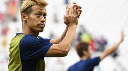 本田圭佑、メディアに苦言 スタメン6人変更の報道に「もうちょっと考えて」(ワールドカップ日本代表)