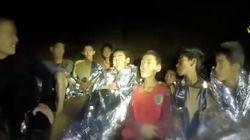 タイの洞窟で少年ら13人の生存確認。しかし、救出方法が決まらない(動画・写真)