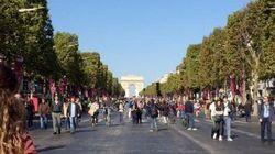 パリの「車なしの日」