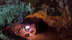 タイ洞窟、活動再開で新たに4人を救出 少年4人、コーチ1人が残る【UPDATE】