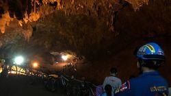 タイ洞窟、ついに13人全員を救出