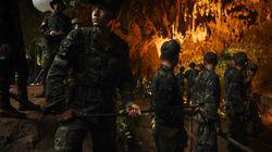 タイ洞窟に閉じ込められた少年らの救出劇、早くも映画化の動き?