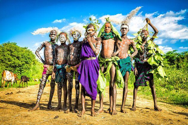 「駆け引きがないから、ぶつかっていける」写真家・ヨシダナギ、アフリカで全裸になった瞬間を語る