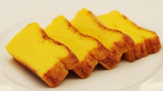 【動画でマスター】ホットケーキミックスで超簡単!絶品プリンケーキの作り方