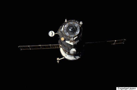 補給船が制御不能 油井飛行士、ソユーズ出発が延期になるも名言