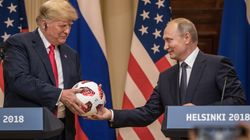 トランプとプーチン、2人は仲良しアピール⇒米・共和党議員「恥ずべきことだ」と失望隠さず