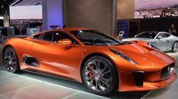 007最新作に登場する幻のスーパーカー「C-X75」とは?(画像集)