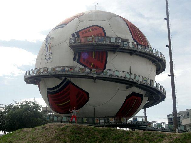 サッカーの殿堂