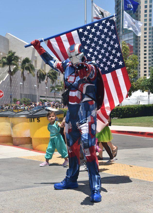トトロからアイアンマンまで。アメリカ人のコスプレがすごい!
