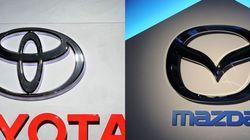 トヨタとマツダ、環境技術で提携へ 燃料電池車やエンジン技術で相互補完