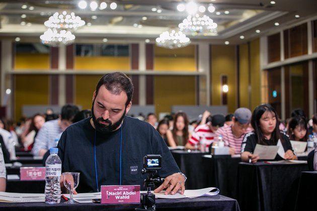 韓国にはフライドチキンのソムリエ資格が存在する。チキン好きの記者が、試験を受けてみた結果は…。