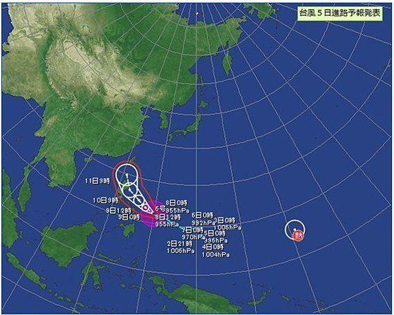 沖縄に台風接近か この先1カ月の天気、全国的に気温は高め(吉田友海)