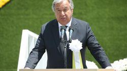 長崎原爆の日、グテーレス国連総長は訴えた「長崎を核兵器で苦しんだ地球最後の場所に」