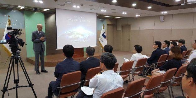 環境部が主導する新しい大韓民国