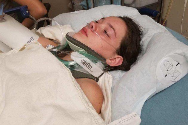 友人に押され、橋から18m落下...。突然突き落とされた女性、一命を取り留める
