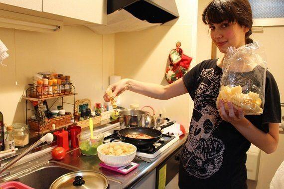 東京在住のフィレンツェ美女が作る、愛情たっぷり故郷のイタリア家庭料理!|KitchHike