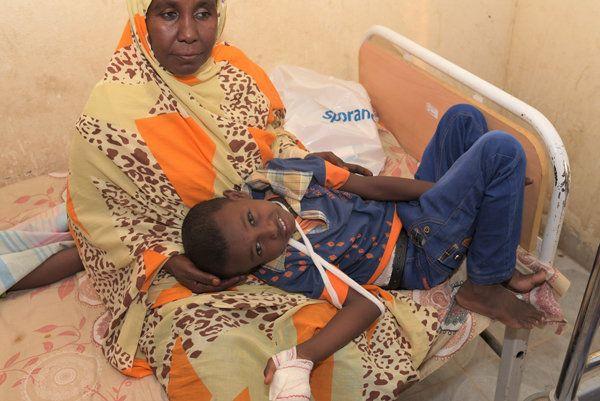 スーダン:知られざる感染症マイセトーマと闘う