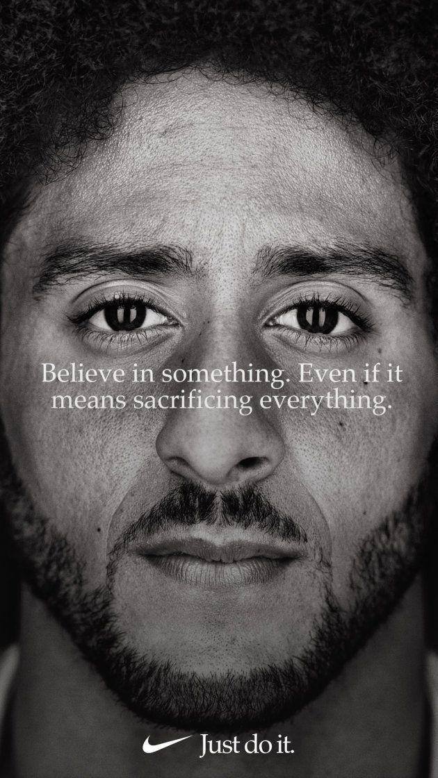 ナイキの広告で大論争、スニーカー燃やす人も... 人種差別に抗議した選手を起用