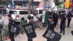 中国新疆ウルムチの市場で爆発、31人死亡・約90人負傷【UPDATE】