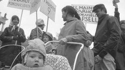 「フィンランドだって、国会前でデモしてた」子育てしやすい国の保育園はどうなってるの?