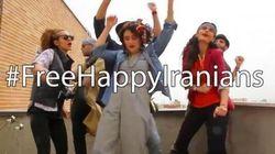 イランで顔出し「Happy」踊った若者たちが逮捕