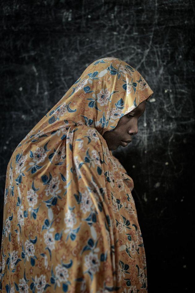 ボコ・ハラムに拉致された女性アイシャさん