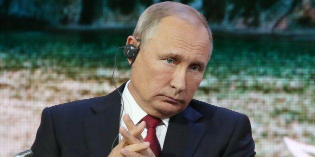 プーチン大統領、年末までの平和条約締結を安倍首相に提案