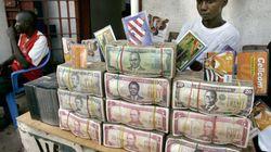 アフリカのリベリアで、110億円分の新札がこつ然となくなる。いったい何が…?