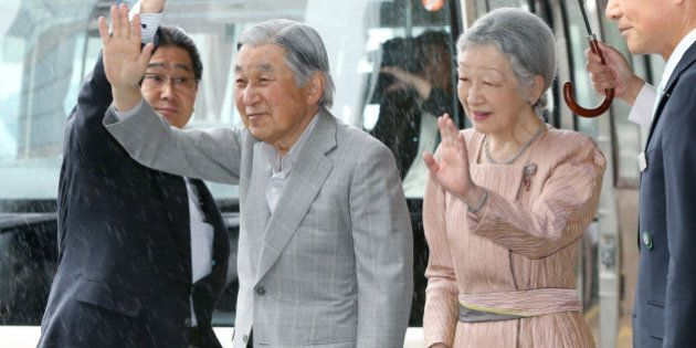 天皇、皇后両陛下が栃木県を私的旅行