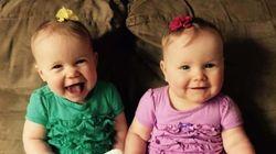 双子の可愛さ、子育ての楽しさ、45枚の写真が教えてくれること。