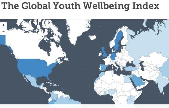 若者が幸せな国ランキング、スウェーデンは2位。日本は?