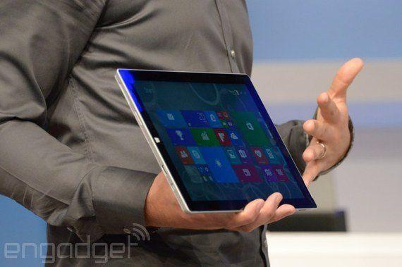 もはやノートパソコンは必要ない、マイクロソフトがタブレットPCの新製品を発表
