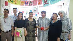 タジキスタン:インクルーシブ教育に向けた4人の挑戦