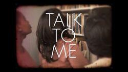 【 #TalkToMe