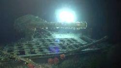 「伊400」ハワイ沖に沈んだ巨大潜水艦、NHKが撮影に成功(動画)