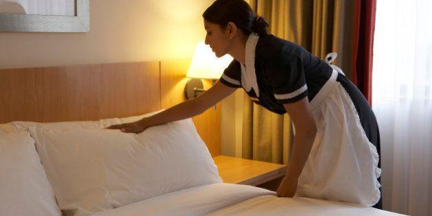 ホテルのベッドで眠ると「完璧な睡眠」が得られるたった一つの理由