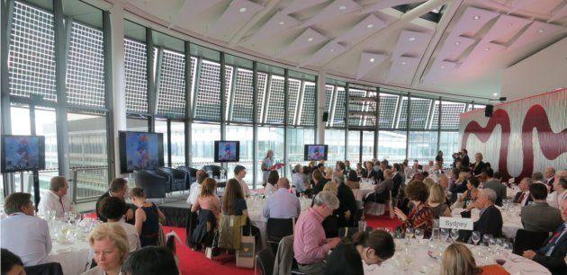 WCCS2012 ロンドン市庁舎最上階「Living