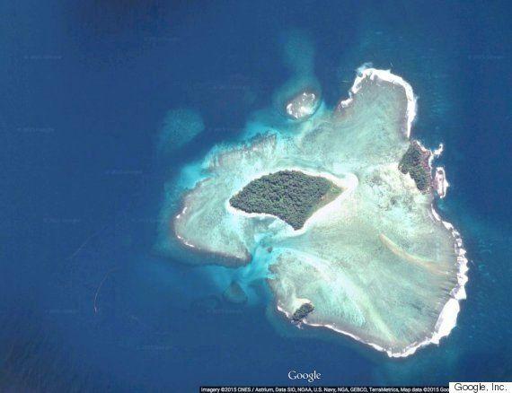 マダガスカルの無人島が「スライム」すぎる