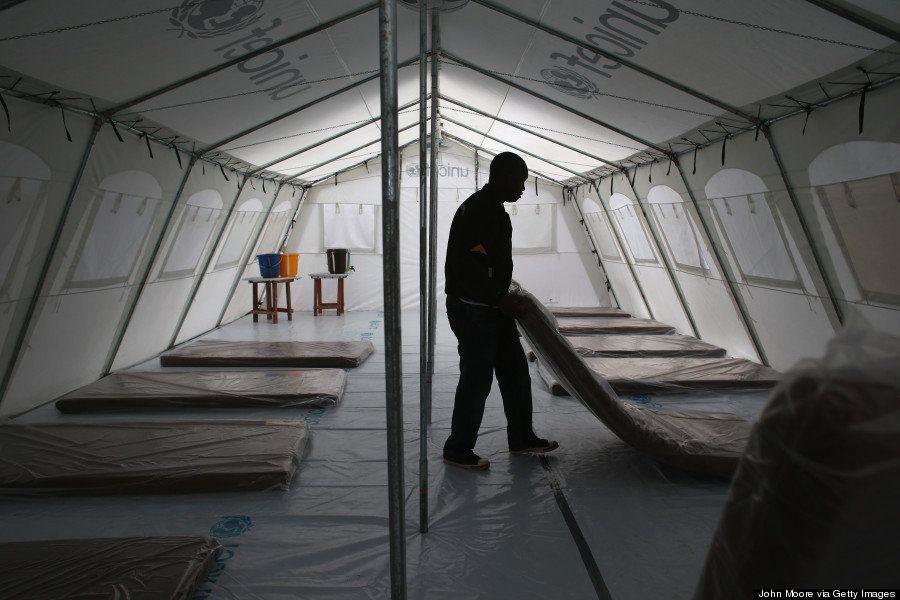 「エボラ流行の最前線」リベリアを写真でとらえた【画像】