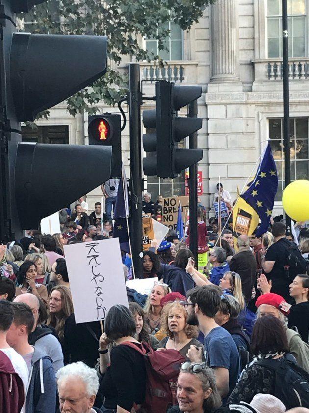 srkさんが10月20日にロンドンで撮影した写真