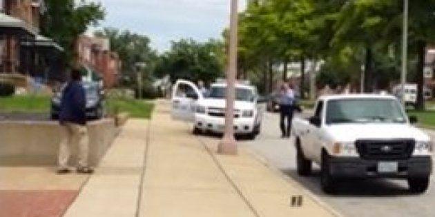 黒人男性ケイジーム・パウエルさんを射殺した際の動画をセントルイス警察が公表、説明との矛盾も