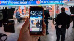 「ペリスコープ」ファースト:ジャーナリストが暴動をスマートフォンで中継する