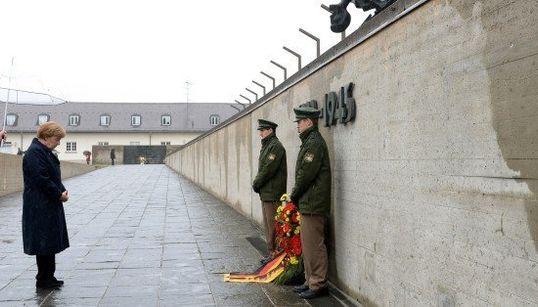 「我々はナチスの犠牲者への責任がある」