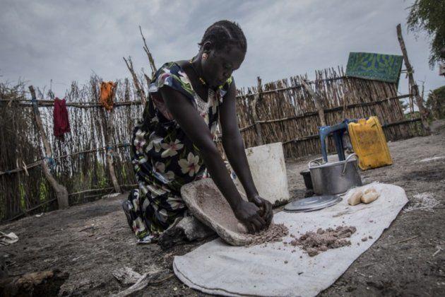 最も食費が高くつくのは、紛争下の南スーダン