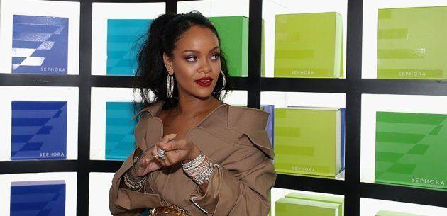 Rihanna Tells Trump To Stop Using Her Music At His 'Tragic'