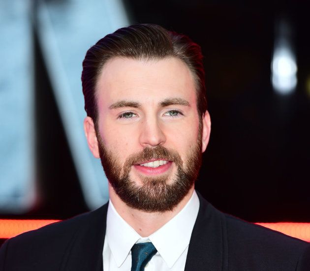 File photo dated 26/04/16 of Captain America star Chris Evans, who said Piers Morgan is